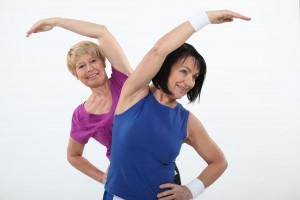 bigstock-Older-women-working-out-24428348