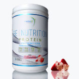 proteina-de-fresa-lactea